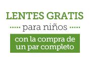 oferta de pearle vision - Lentes gratis con la compra de un par completo para niños de hasta 18 años