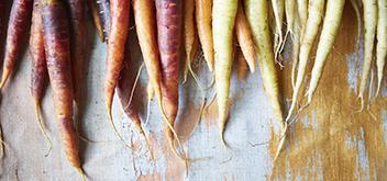 Zanahorias con Eneldo y Jarabe de Arce